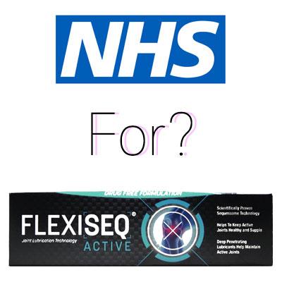 Can You get Flexiseq on NHS Prescription?