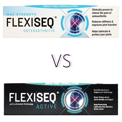 Flexiseq VS Flexiseq Active